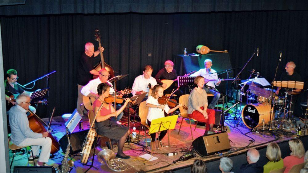 Griechisch-türkisches Fest mit dem Mittelmeer Orchestra