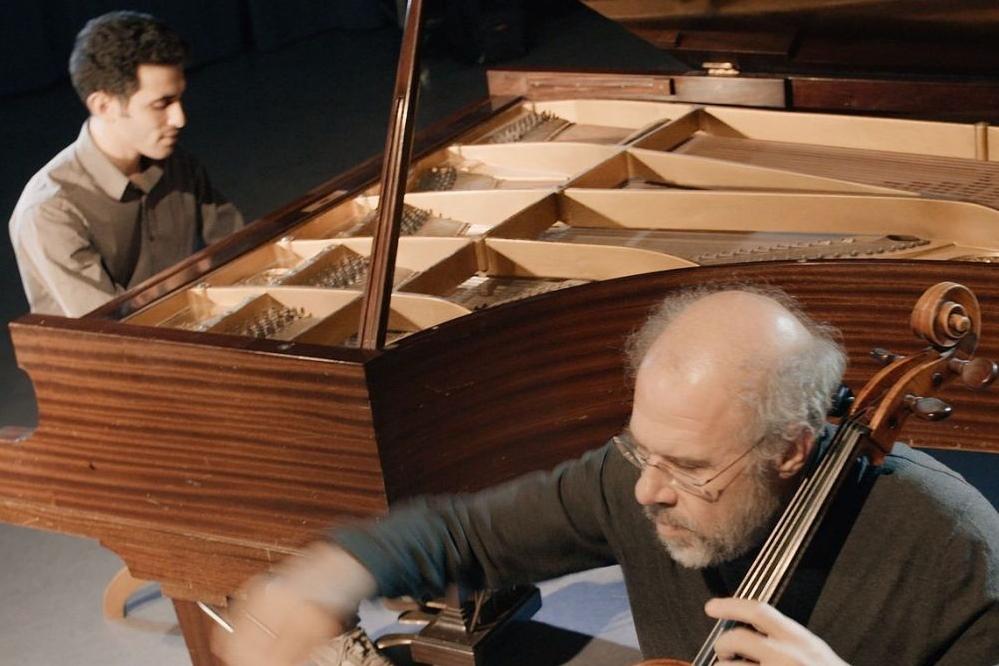 Herbstkonzerte Brückenklänge: Aeham Ahmad & Cornelius Hummel