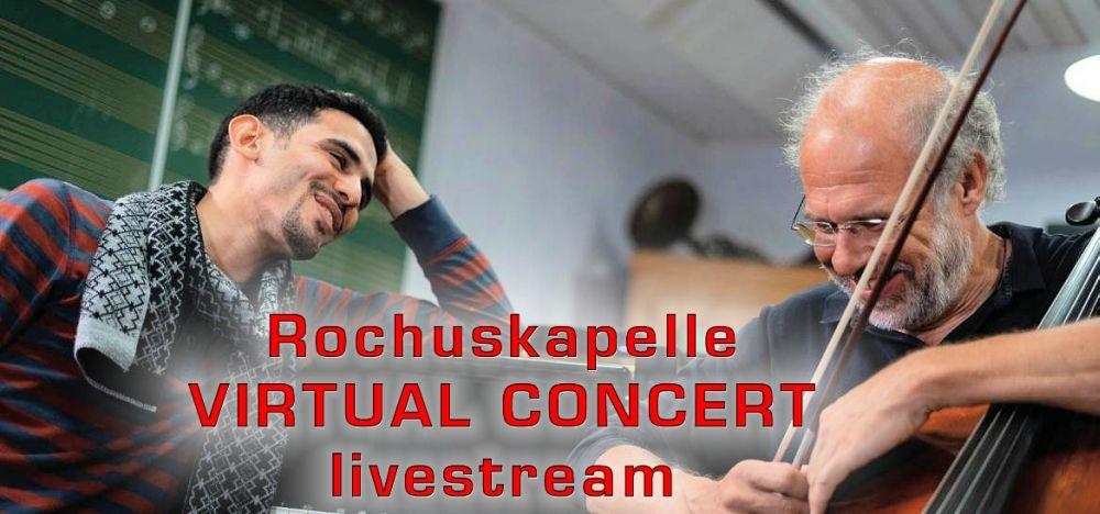 Virtual concerts: Aehem Ahmad & Cornelius Hummel
