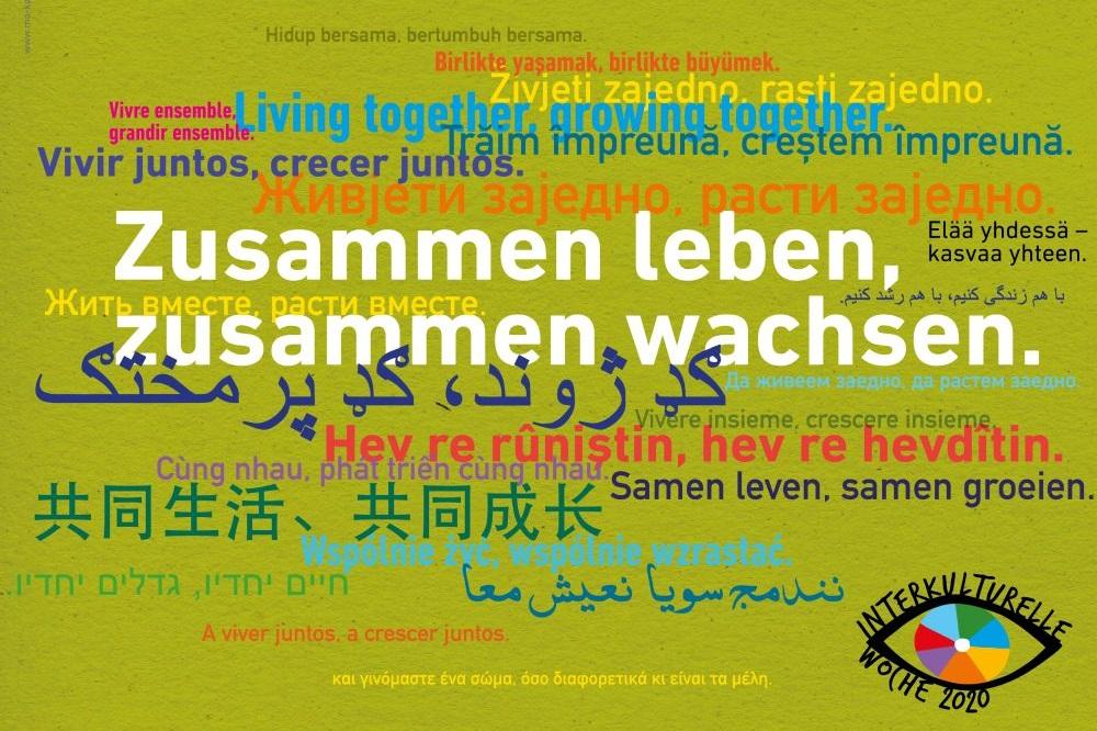 Eröffnung der 33. Interkulturellen Wochen