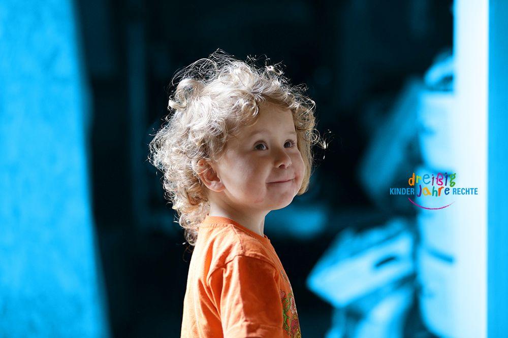Kinder haben Rechte - eine Ausstellung von UNICEF