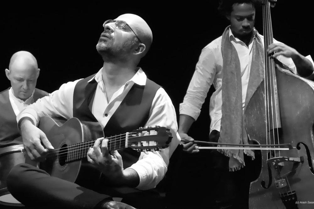 Herbstkonzerte Klangharmonien: Arash Sasan & Friends