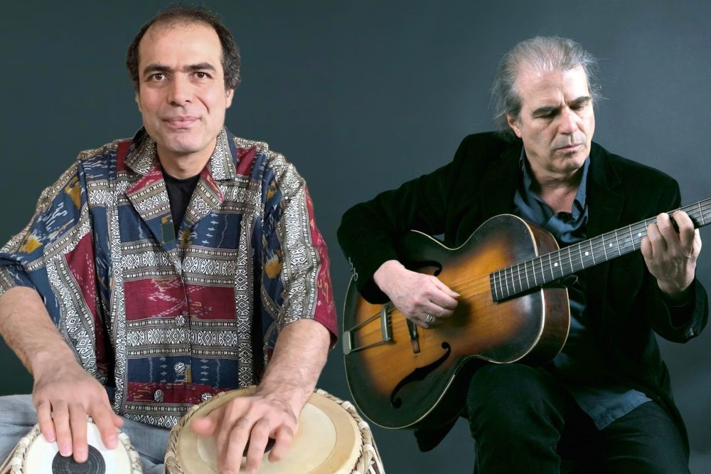 Herbstkonzerte Klangharmonien: Geoff Goodman & Monir Aziz