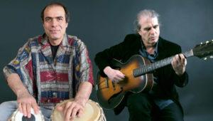 Geoff Goodman & Monir Aziz