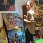Ausstellung  von Isabella Wenger